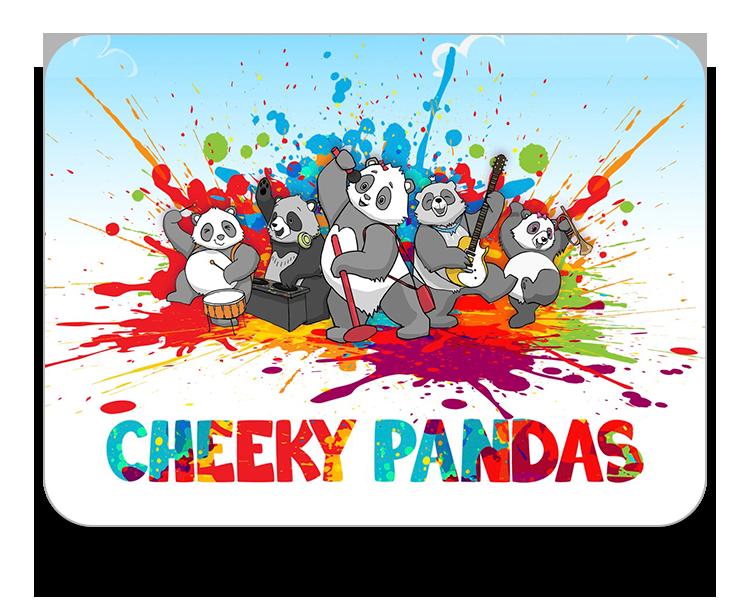cheeky pandas